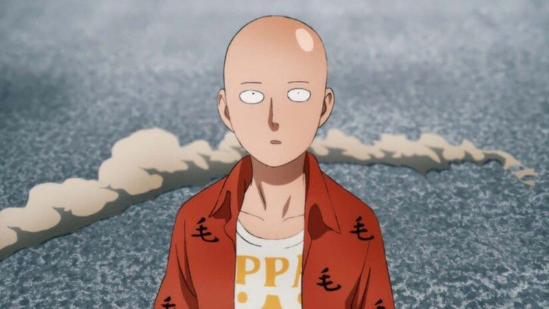 Illustration for article titled One Punch Man 2 Trailer Revealed to Be an April Fools Joke