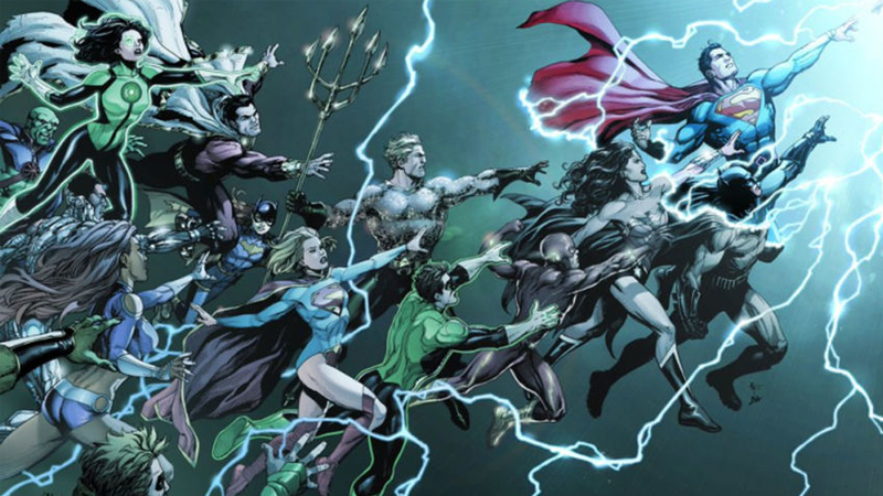Illustration for article titled How Rebirth Is Changing the DC Universe: Week 4