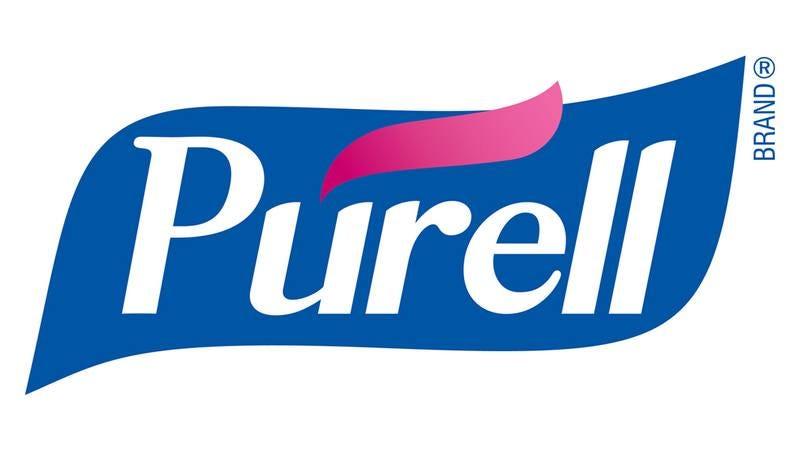 The Purell logo.