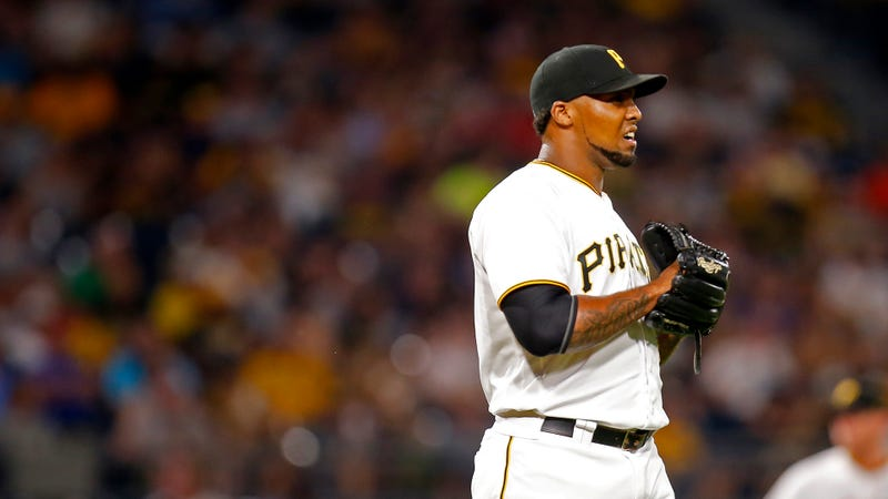 Pirates issue a candid statement about puzzling Juan Nicasio release