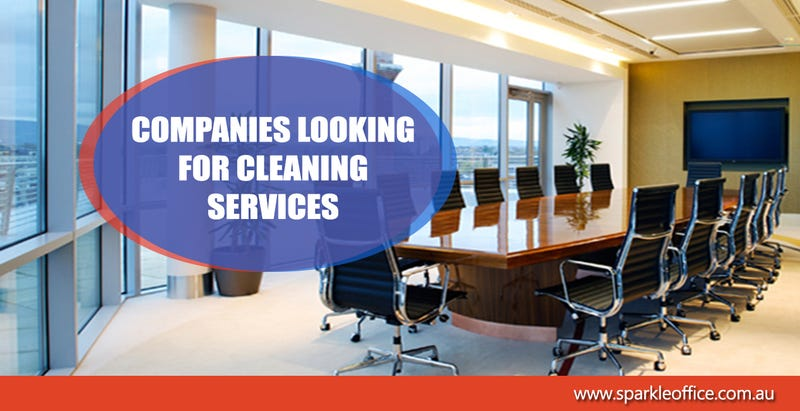 Illustration for article titled companies looking for cleaning services