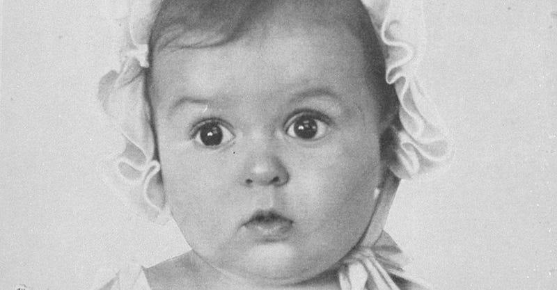 Illustration for article titled En 1935, los nazis organizaron un concurso para encontrar al ario perfecto. Goebbels eligió a esta niña. Era judía