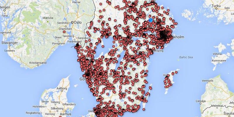 Illustration for article titled A svéd bűnöző-tudakozó Európa legnagyobb online botránya lehet
