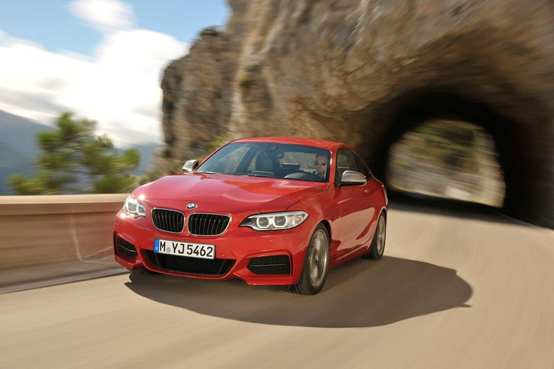Bmw Today Announced The Introduction Of An Entirely New Model Series With All 2 Coupe