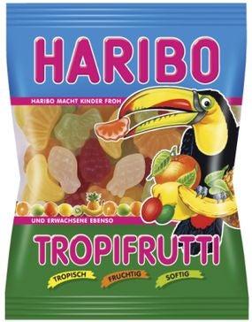 Illustration for article titled Today's Gummi: Haribo Tropifrutti