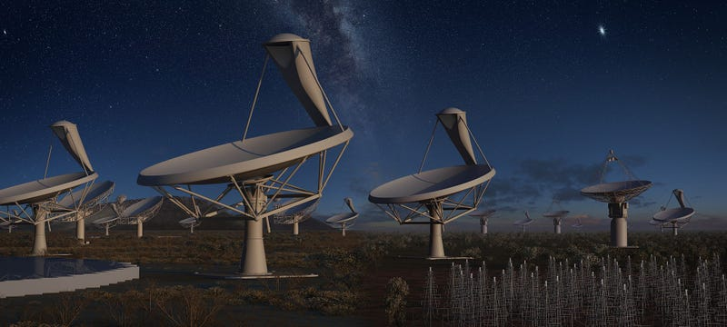 Illustration for article titled SETI: Snowden Should Stick to Human Affairs and Let Us Figure out How to Find Aliens