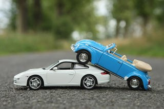 Illustration for article titled Porsche-VW Power Struggle Continues