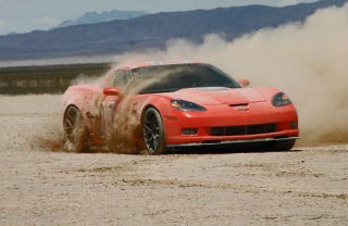 Illustration for article titled General Lee Corvette ZR1: YEEEE HAAAAW!
