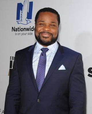 Malcolm-Jamal Warner attends the 2014 Ebony Power 100 List event at Avalon in Hollywood, Calif., Nov. 19, 2014.Angela Weiss/Getty Images
