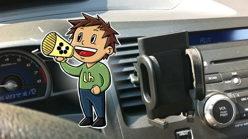 What's the Best Car Smartphone Mount?
