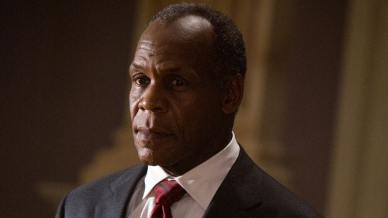 Illustration for article titled Danny Glover also making the jump to television