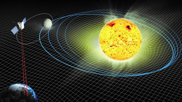 Test of Einstein s Theory Confirms the Sun Is Losing Mass