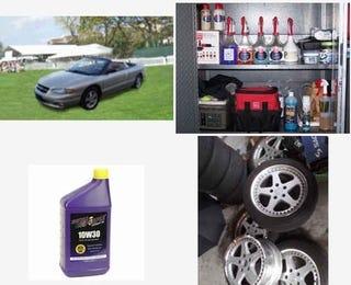 Illustration for article titled $23,000 Sebring JXi Wins Worst Car Ad Contest!