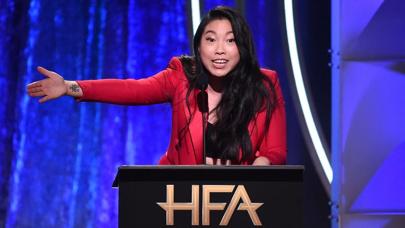 Illustration for article titled Awkwafina Is Getting a Comedy Central Show About Her Life