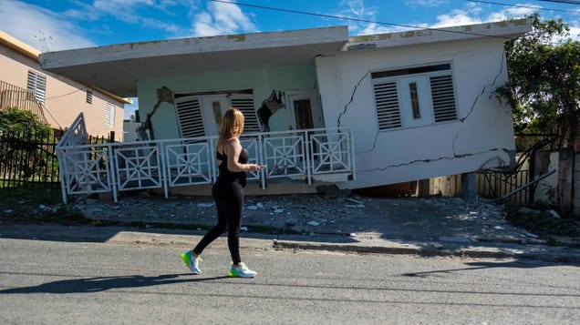 Puerto Rico Struck by 5.9-Magnitude Shock Amid Week of Devastating Seismic Activity