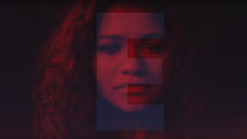 Illustration for article titled Zendaya is in a trippy state of Euphoria in a new HBO series teaser