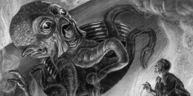 Illustration for article titled Watch Film Legend Ray Harryhausen's Concept Footage for War of the Worlds