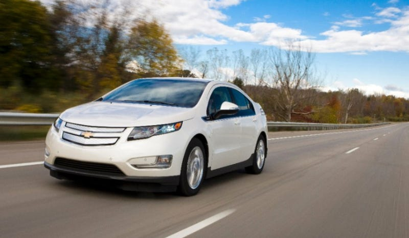 Illustration for article titled GM Is Losing Thousands Of Dollars On Every Volt Built
