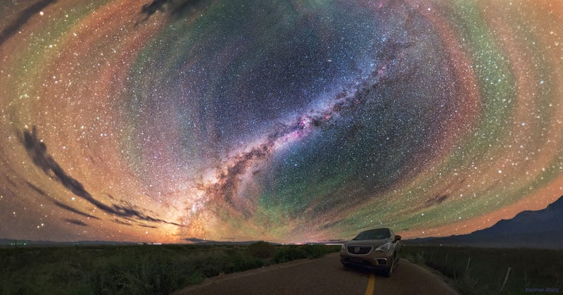 Xiaohan Wang (Astronomy Picture of the Day)