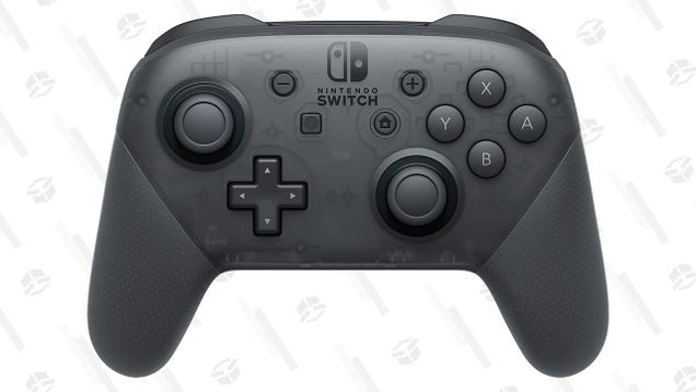 The Switch Pro Controller Is Back Down to $59