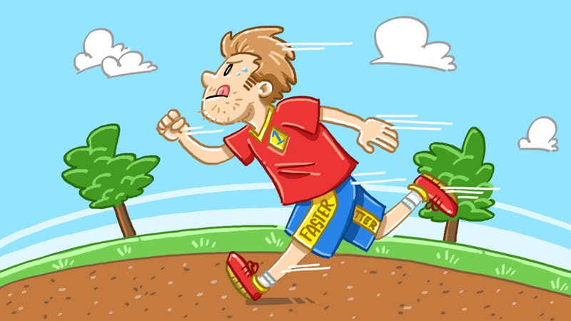 Illustration for article titled Four Actionable Ways to Improve Your Running