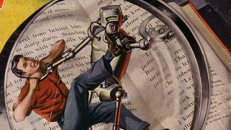 Illustration for article titled How To Create A Killer Opening For Your Science Fiction Short Story
