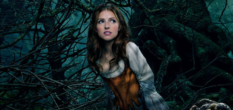 Illustration for article titled Disney May Have Found Its Next Santa Claus: Anna Kendrick