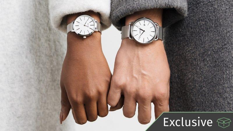 Breda Linx or Joule Mesh Watches | $65 | Breda | Promo code KINJA35