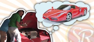 Illustration for article titled Exclusive Video: The World's Shadiest 'Supercar' Company Exposed