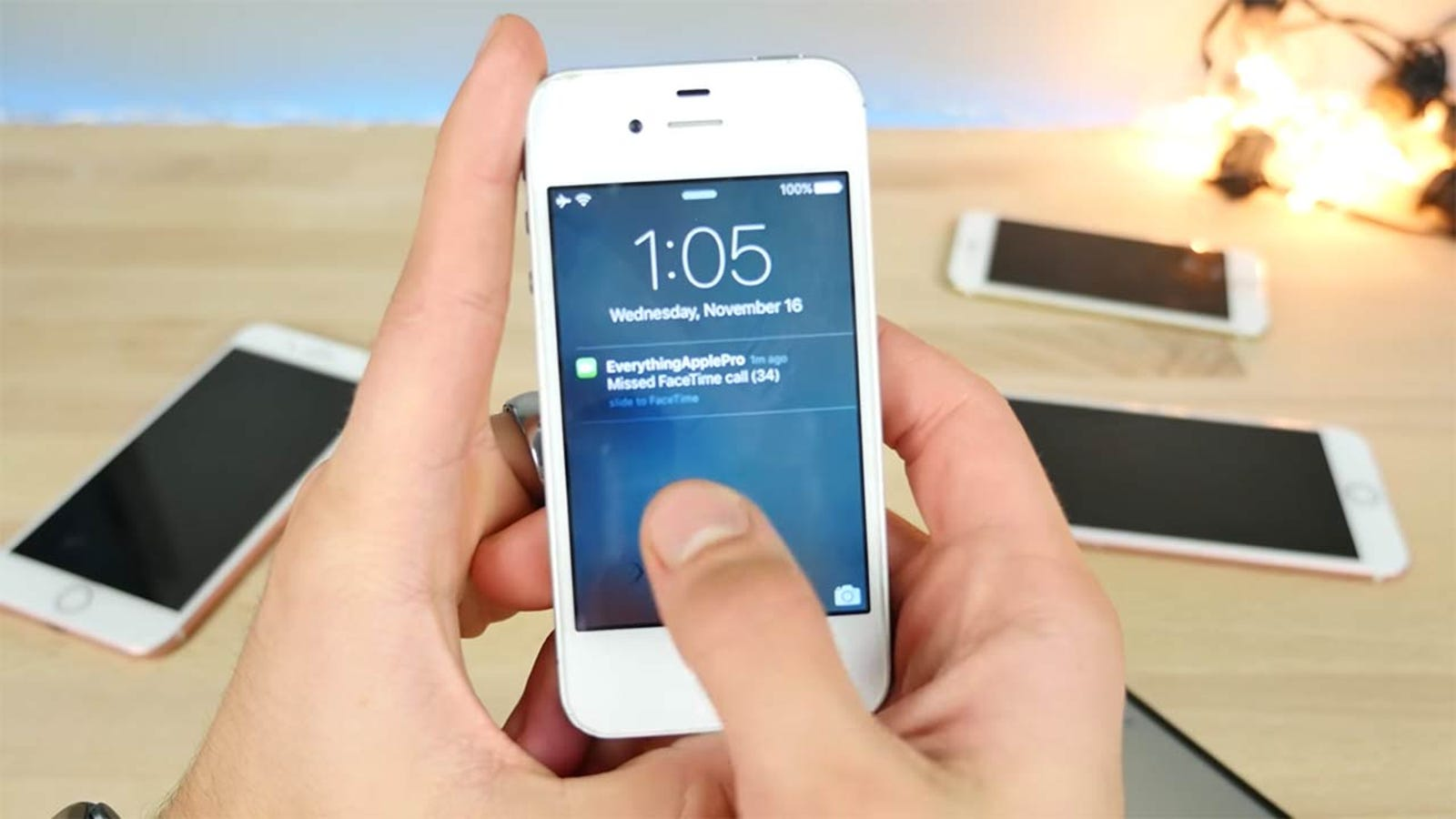 This Weird Trick Apparently Lets You Bypass Any iPhone's
