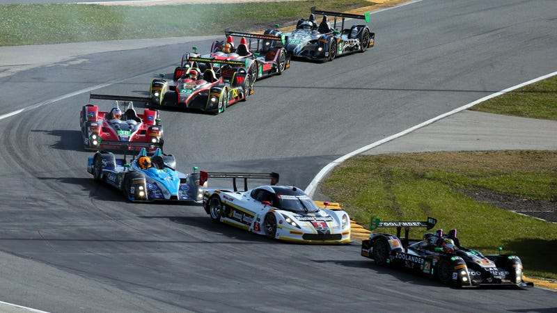 Illustration for article titled ROLEX 24: Saturday gallery