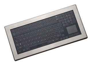 Illustration for article titled iKey Membrane Keyboard Built For Dirty Work