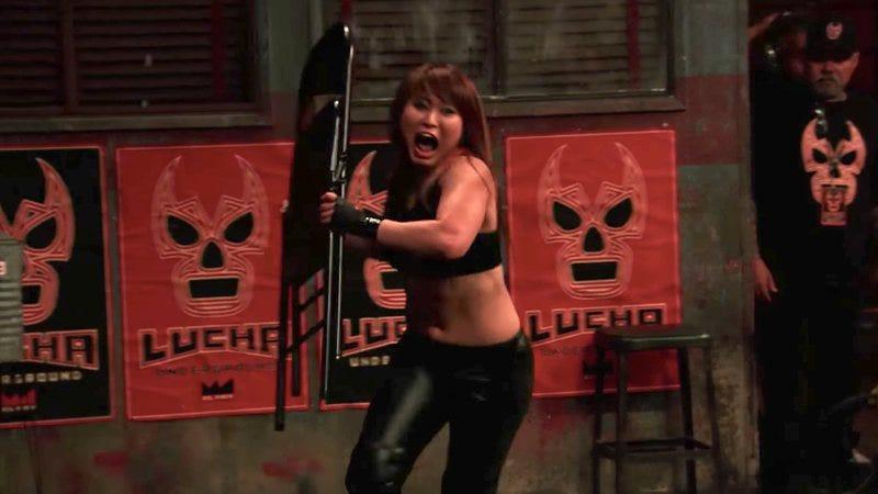 Screenshot: Lucha Underground