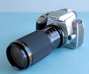 Vintage Camera Lenses Make for Cheap DSLR Lenses
