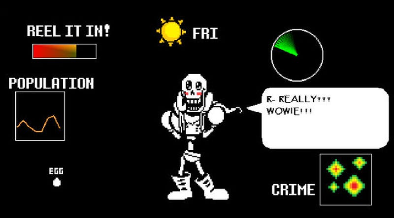 Illustration for article titled New Undertale Speedrun Category Takes 33 Hours To Finish