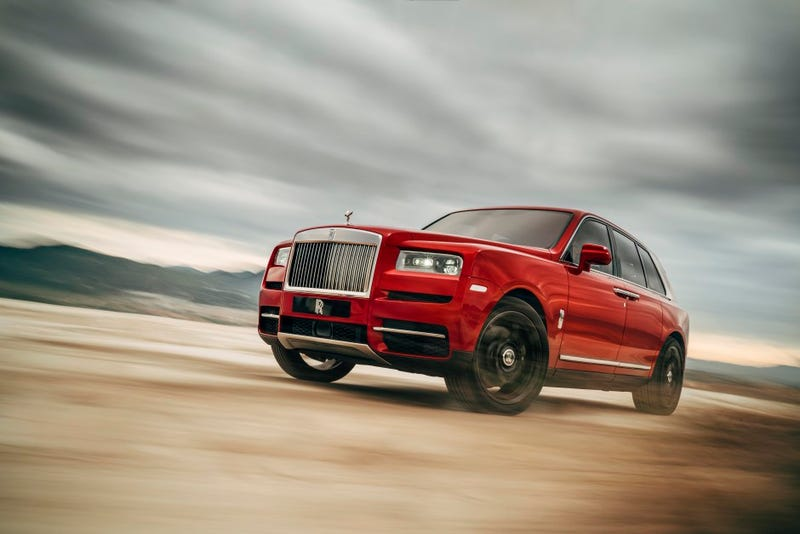 Illustration for article titled I finally took the time to write on the new RR Cullinan!