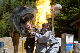 Illustration for article titled Looks like Syfy is Dumping Primeval: New World Today