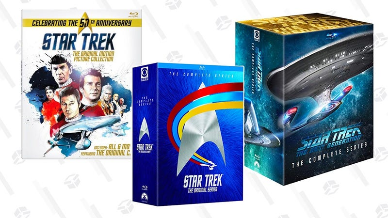 Star Trek Box Sets | Amazon