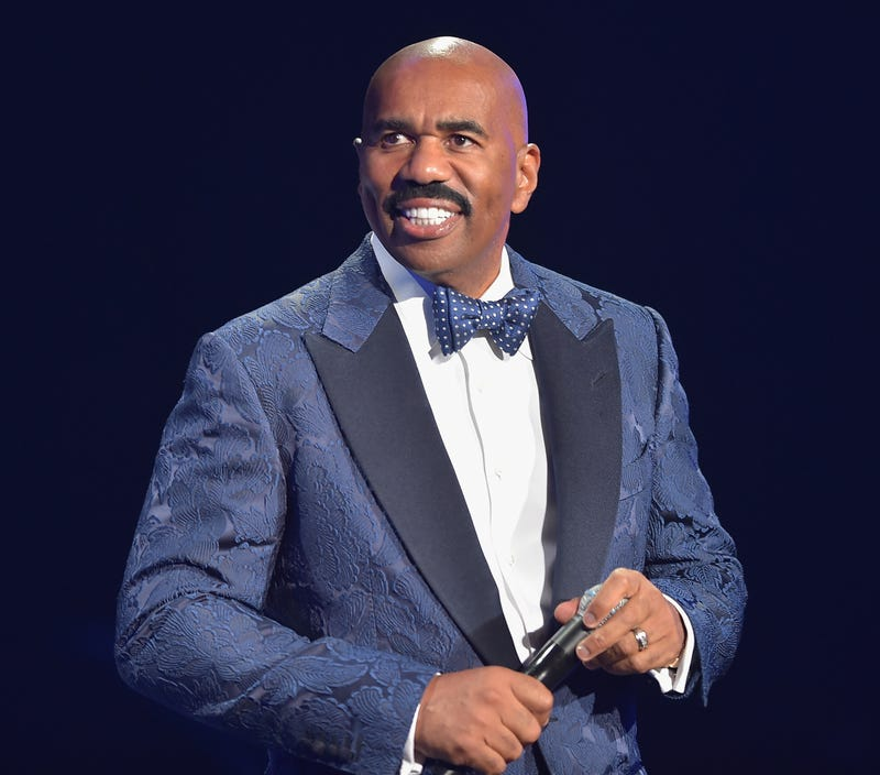 Steve Harvey in 2015Moses Robinson/Getty Images for Neighborhood Awards
