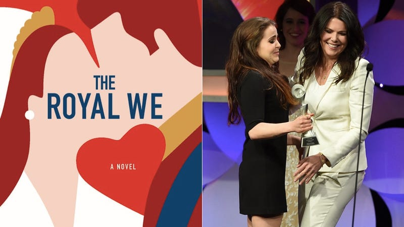 Illustration for article titled Lauren Graham and Mae Whitman Are Working on an Adaptation of The Royal We