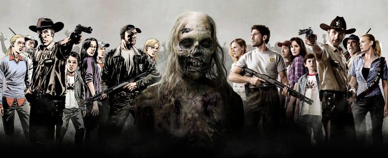 Las mayores diferencias entre el cómic de The Walking Dead y la serie