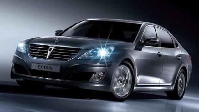 Equus Car For Sale >> Hyundai's Flagship Sedan Coming To The U.S.