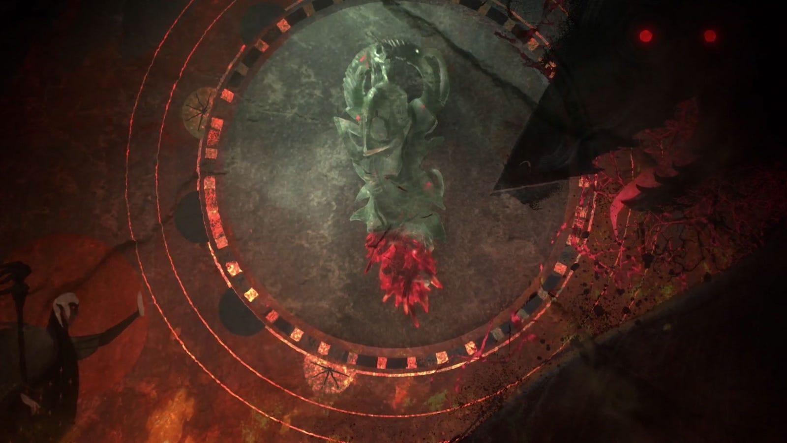 [Dragon Age: 4] ทีเซอร์ใหม่ ดราก้อน เอจ ออกงานเกมอวาร์ด