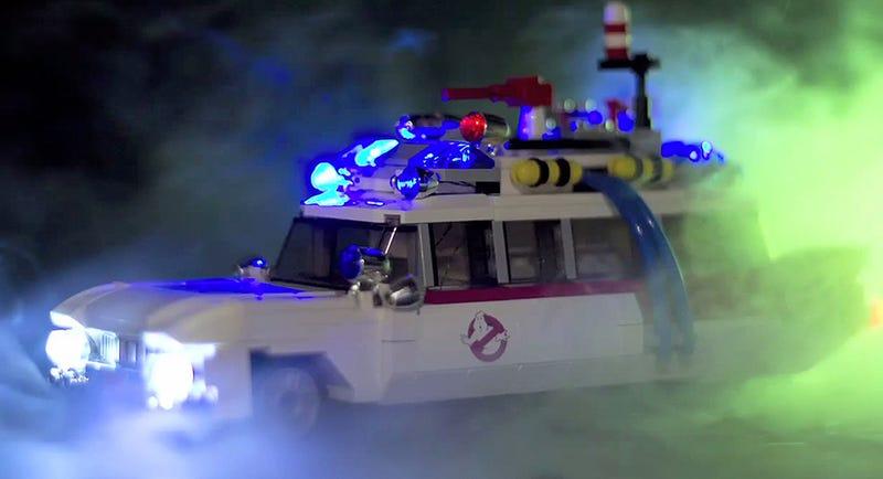 Illustration for article titled El set de Lego de Cazafantasmas ya es oficial