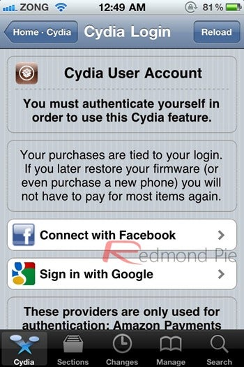 Illustration for article titled Cydia's New Feature Lets You Save Your Jailbreak Apps