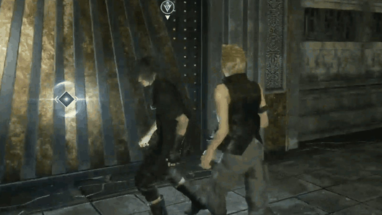 Okay, Final Fantasy XV, Your Jump Button Is A Problem
