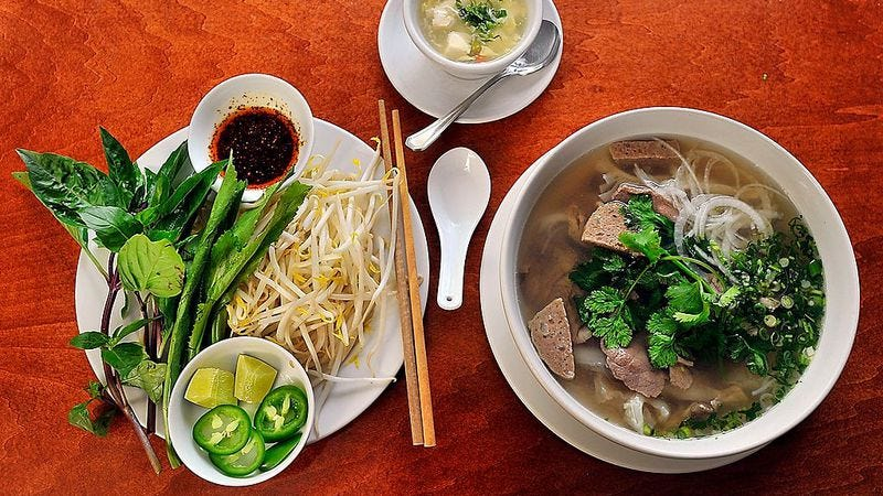 Learn to make Vietnamese beef pho in record time