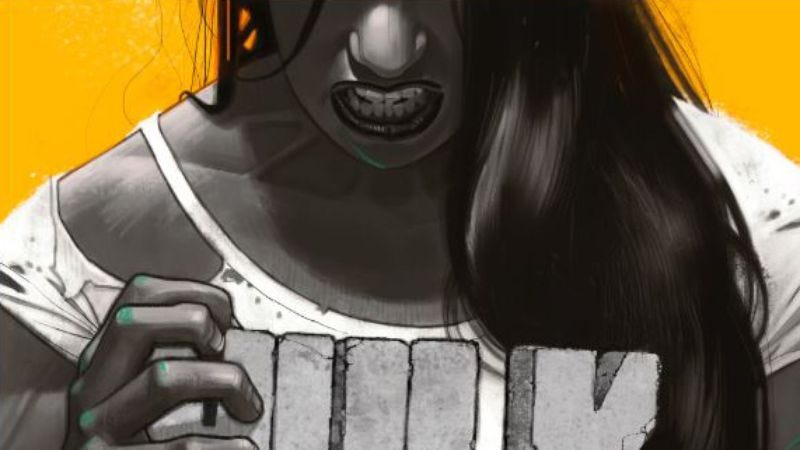 Illustration for article titled Mariko Tamaki launches a new Jennifer Walters Hulk series for Marvel