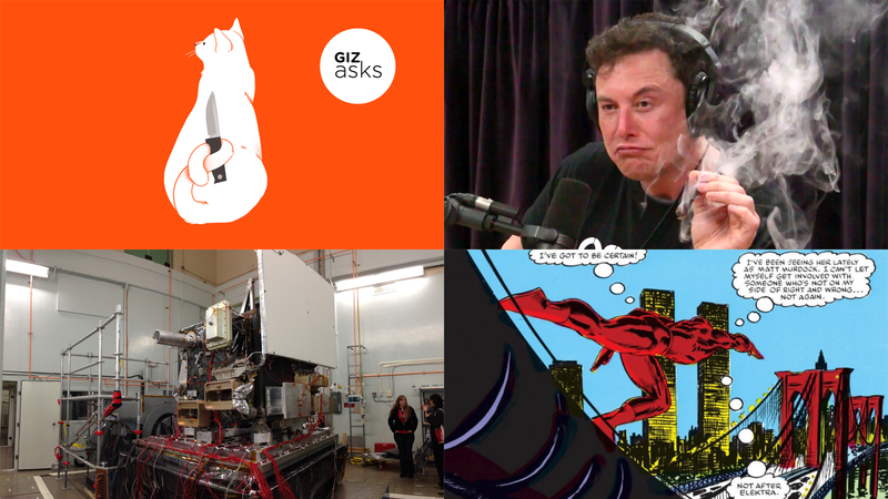 Illustration for article titled Hateful Kitties, Space Lasers, Spider-Man, and Soundbars: Best Gizmodo Posts of the Week