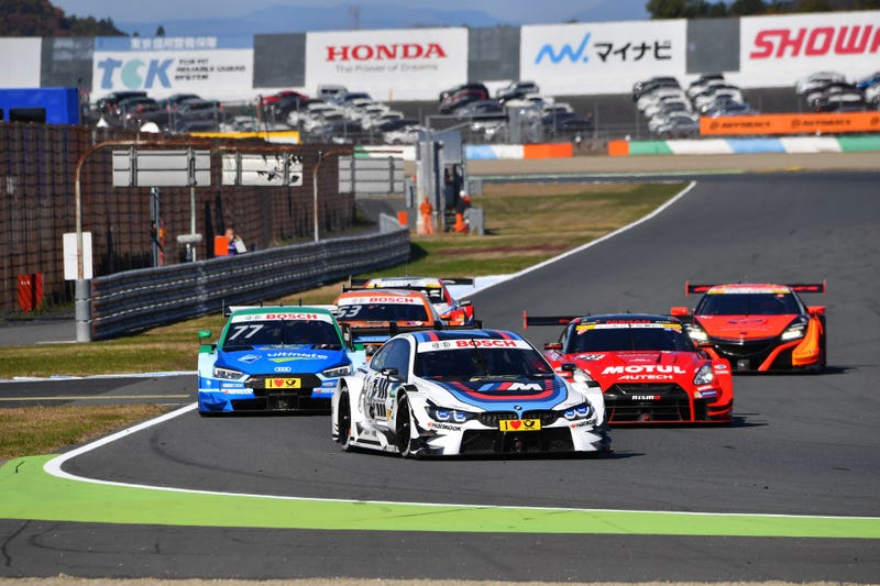 Illustration for article titled Class One is final, so DTM is now about to get on Super GT's level